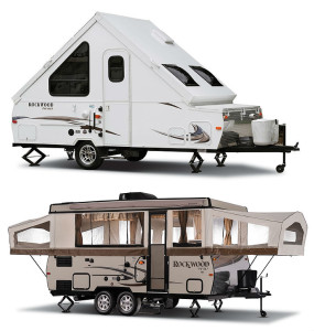 new pop up campers