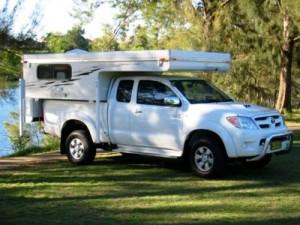 northstar truck camper