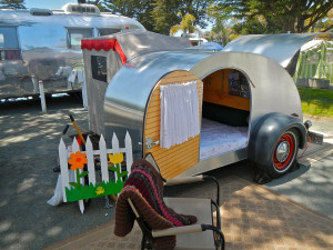 Motorcycle Pop Up Campers And Teardrop Campers