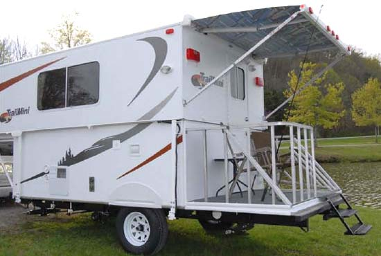 Travel Trailer Rehab