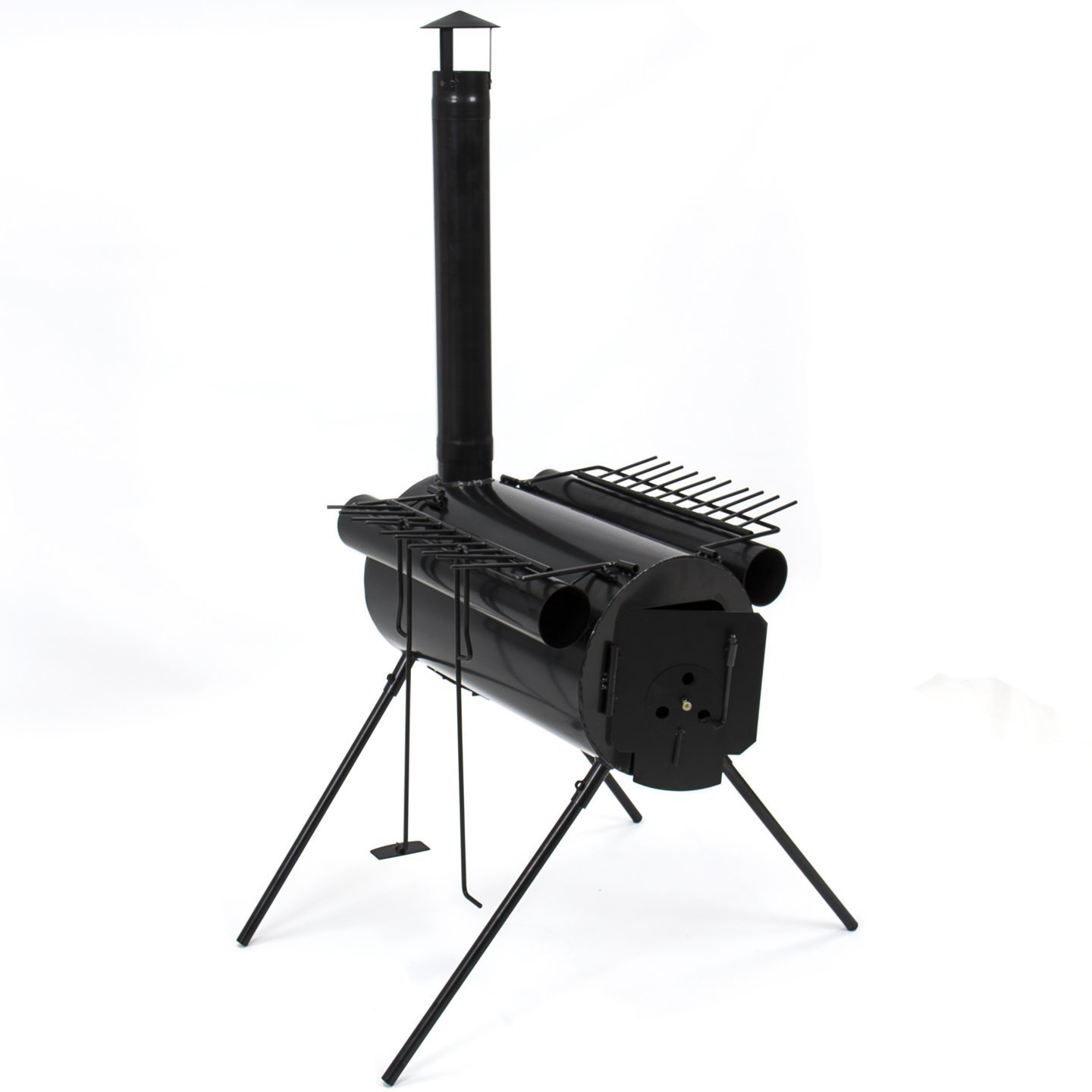 Wood Burning Camp Stoves - Camping Stoves: Now You're Cooking With Gas