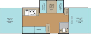 V-TREC V3 floor plan