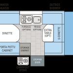 Jay Series 1007UD floor plan