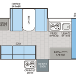 Jay Series 1209SC floor plan